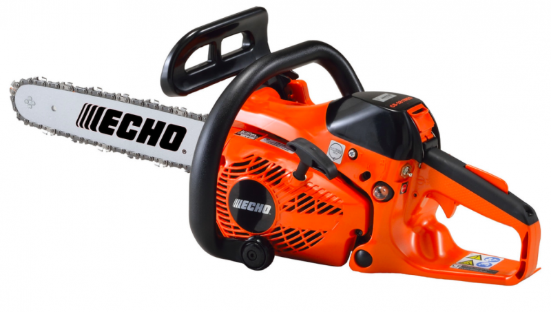 Echo CS-281WES Petrol Chainsaw With Free 1 Shot 2 Stroke Oil