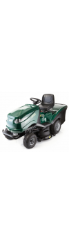 Atco GT 40H Twin Ride on Mower