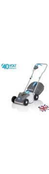 Swift 40v Compact 32cm Cordless Lawnmower