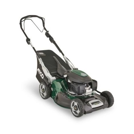Atco Quattro 22SH V 4 in 1 Self Propelled Lawnmower