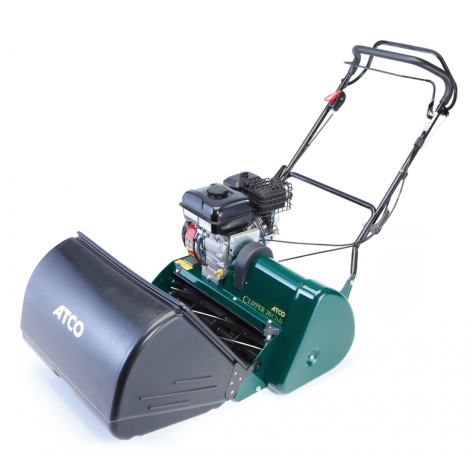 Atco Clipper 20 Club Petrol Cylinder Mower