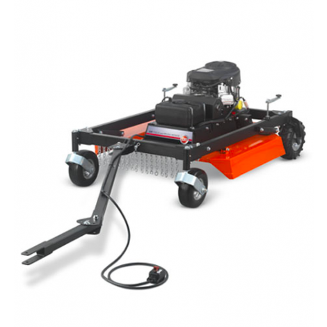 DR ATM4 Pro XL 44 20.0 Tow Behind Brush Mower