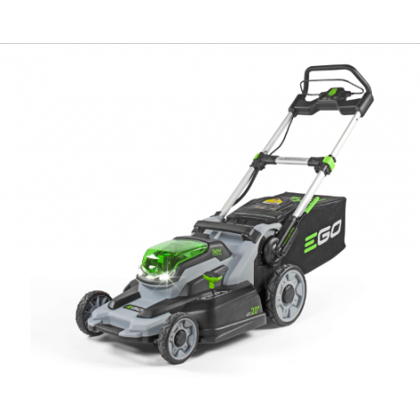 EGO Power Plus LM2001E Cordless Lawnmower c/w Battery and charger