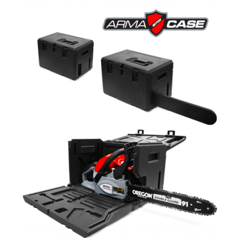 Mitox Armacase chainsaw box