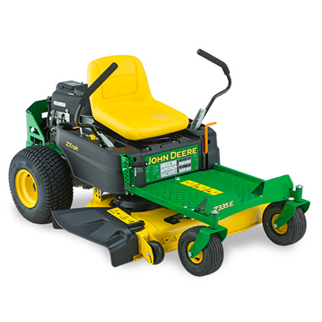 John Deere Eztrak Z335E Zero Turn Ride on Mower
