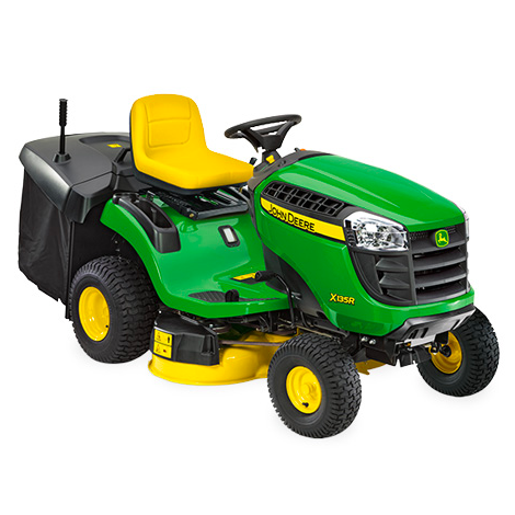 John Deere X135R Ride on Mower