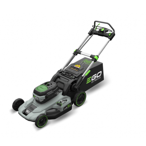 Ego Power Plus LM2122 E-SP Cordless Self Propelled Lawn Mower c/w 7.5Ah Battery & Rapid Charger