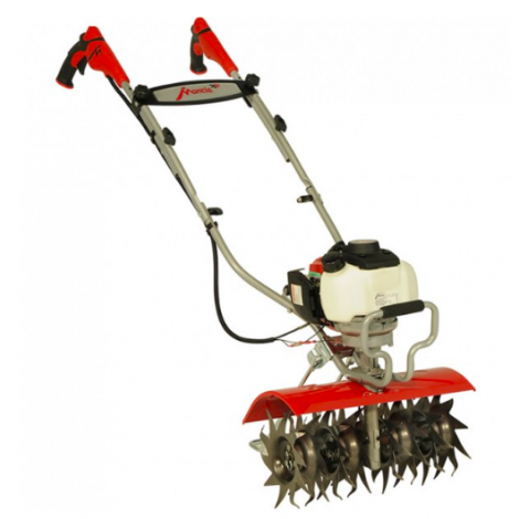 Mantis Deluxe XP 4 Stroke Engine Tiller Lawn Care Package