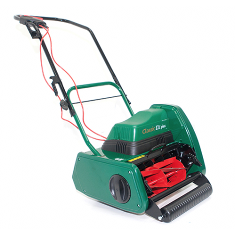 Allett Classic 12E Plus Electric Cylinder Mower