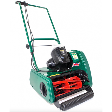 Allett Liberty 30 Battery Cylinder Lawn Mower