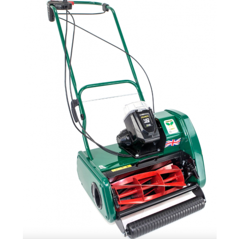 Allett Liberty 35 Battery Cylinder Lawn Mower
