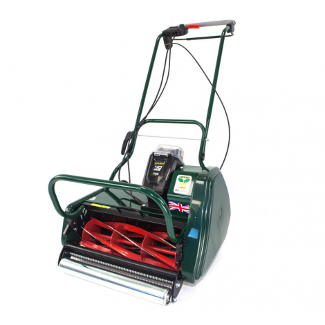 Allett Liberty 43 Battery Cylinder Lawn Mower