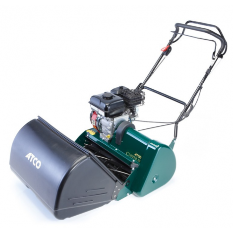 Atco Clipper 20 Petrol Cylinder Mower