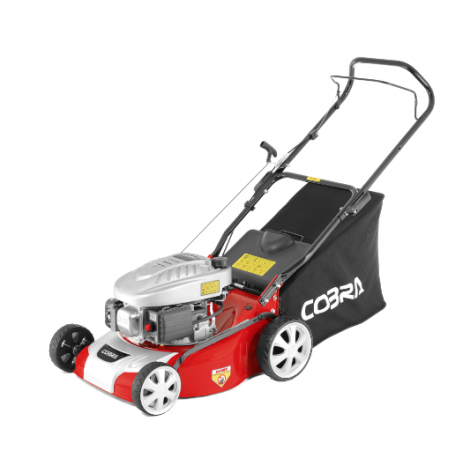Cobra M40C 16 inch Push Petrol Lawnmower