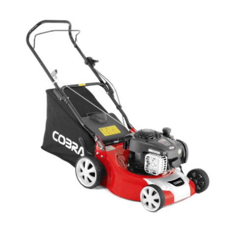 Cobra M40B Briggs and Stratton 16 inch Push Petrol Lawnmower