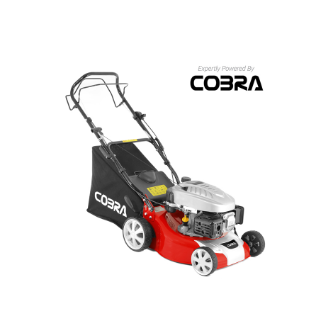 Cobra M40SPC 16 Inch Self-Propelled Petrol Lawnmower