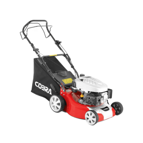 Cobra M46C 18 inch Push Petrol Lawnmower