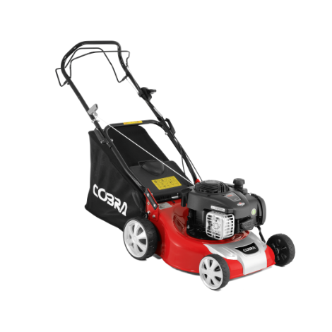 Cobra M40SPB Briggs and Stratton 16 Inch S/P Petrol Lawnmower