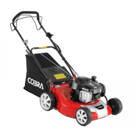 Cobra M46SPB Briggs and Stratton 18 Inch S/P Petrol Lawnmower