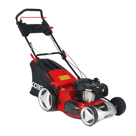 Cobra MX46B Briggs and Stratton 18 Inch Push 4 in 1 Petrol Lawnmower