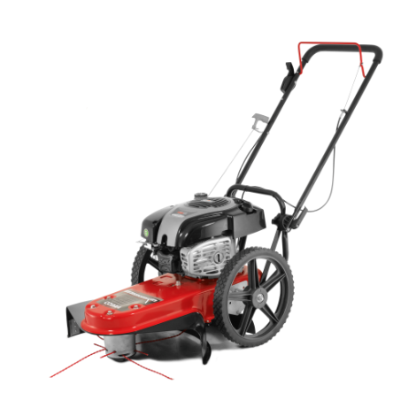 "Cobra WT56B 22"" Wheeled Trimmer"