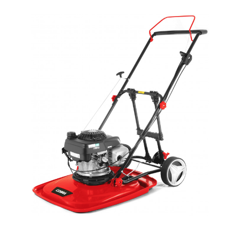 "Cobra Airmow 51 Pro 20"" Petrol Hover Mower With Honda Engine"
