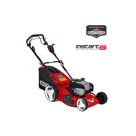 Cobra MX515SPBI Briggs and Stratton 20 Inch S/P E/S Petrol Lawnmower