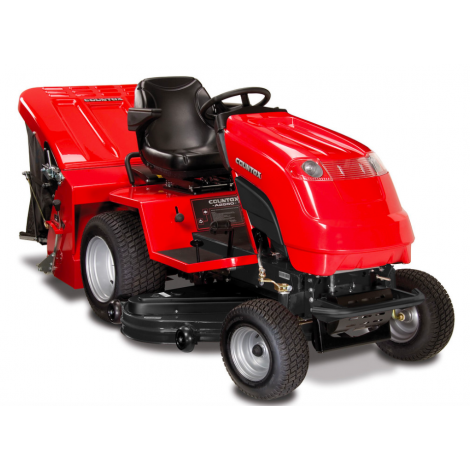"Countax A25-50HE C/W 50"" IBS Deck and Powered Grass Collector"
