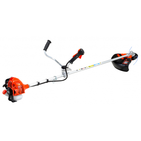 Echo SRM-236TESU U-Handle Petrol Brushcutter With Free 1 Shot 2 Stroke Oil