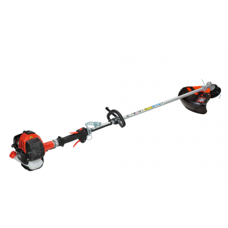 Echo SRM-236TESL Loop Handle Petrol Brushcutter With Free 1 Shot 2 Stroke Oil