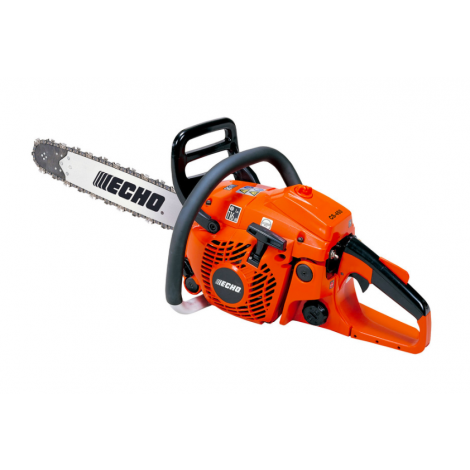 Echo CS-450 Petrol Chainsaw With Free 1 Shot 2 Stroke Oil