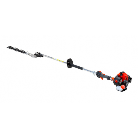 Echo HCA-265ES-HD Petrol Long Reach Hedge Cutter With Free 1 Shot 2 Stroke Oil