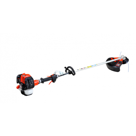 Echo SRM-2620TES Loop Handle Petrol Brushcutter With Free 1 Shot 2 Stroke Oil