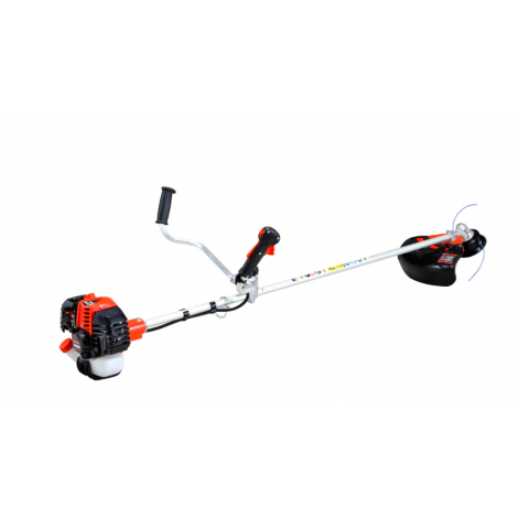 Echo SRM-2620TES U-Handle Petrol Brushcutter With Free 1 Shot 2 Stroke Oil