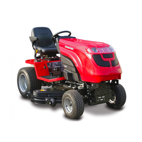 "Countax A25-50HE Garden Tractor With 42"" Mid Mounted Brushcutter Deck"