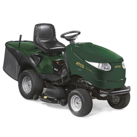 Atco GTXE 40H Twin 4WD Ride on Mower