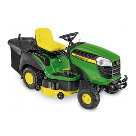 John Deere X166R Ride on Mower