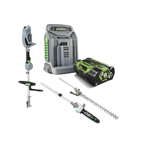Ego Power Plus MHCC1002E Cordless Multi-Tool c/w Battery and Rapid Charger