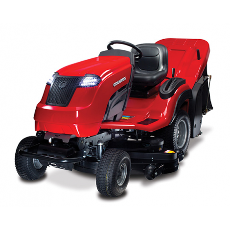 Countax C50 Garden Tractor C/W Powered Grass Collector