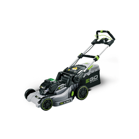 Ego Power Plus LM1903E-SP 47CM Lawnmower c/w Fast Charger & 5Ah Battery