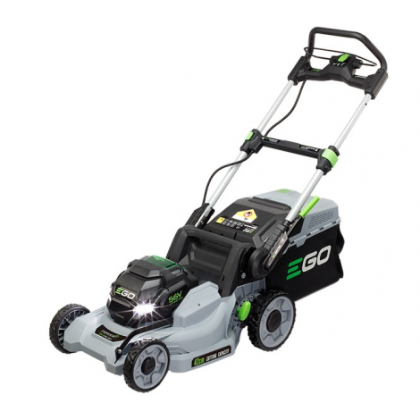 EGO Power Plus LM1710E 42cm Push Lawnmower c/w 2.5Ah Battery & Standard Charger
