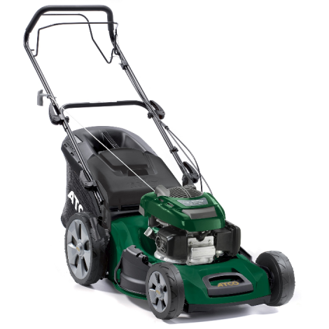 Atco Quattro 19SH Self Propelled 4 in 1 Petrol Lawnmower
