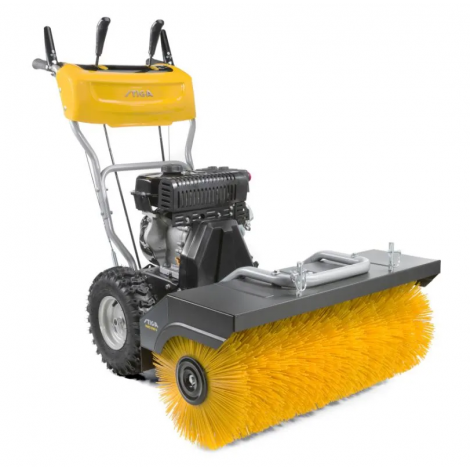 Stiga SWS 600 G Self Propelled Petrol Sweeper