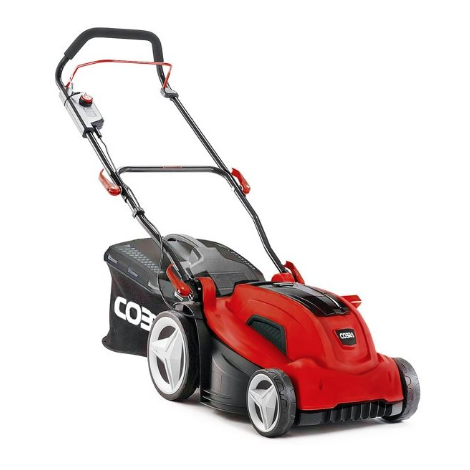 Cobra MX4340V 43cm Li-Ion Cordless Lawnmower