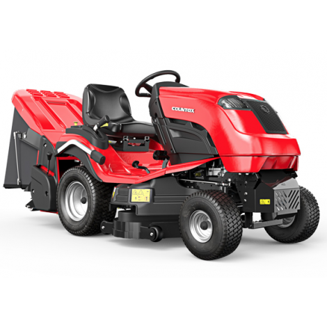 Countax C40 Garden Tractor C/W Powered Grass Collector & 38 XRD Deck