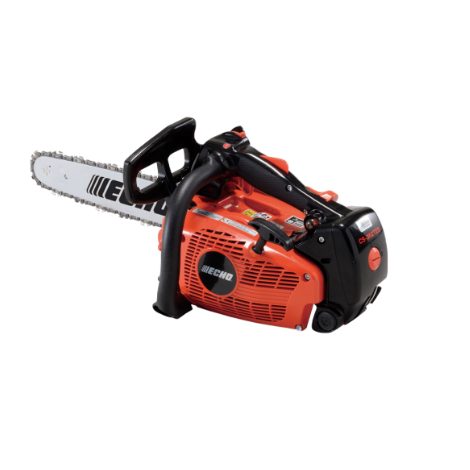 "Echo CS-362TES 12"" Top Handle Petrol Chainsaw With Free 1 Shot 2 Stroke Oil"