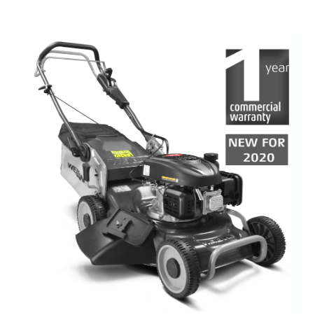 Weibang Virtue 46 SVP Pro Variable Speed 4 Wheeled Lawnmower