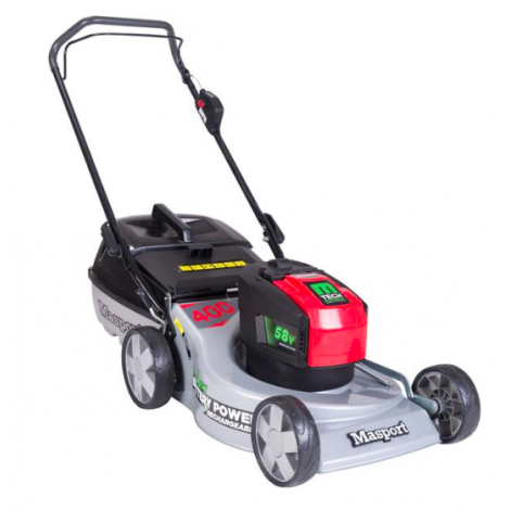 Masport 400 ST Lithium-ion Battery 2 in 1Push Lawnmower