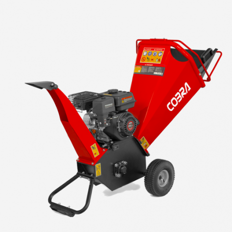 Cobra CHIP650LE Petrol Chipper Electric Start