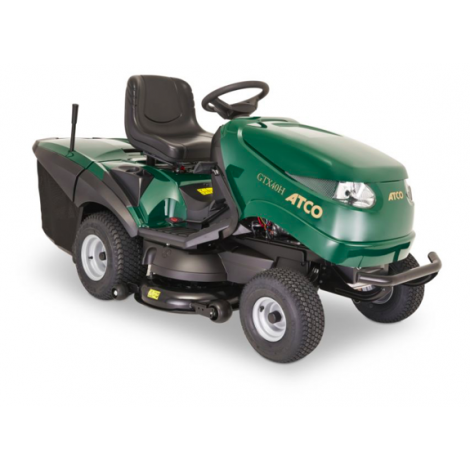 Atco GTX 40H Twin Ride on Mower